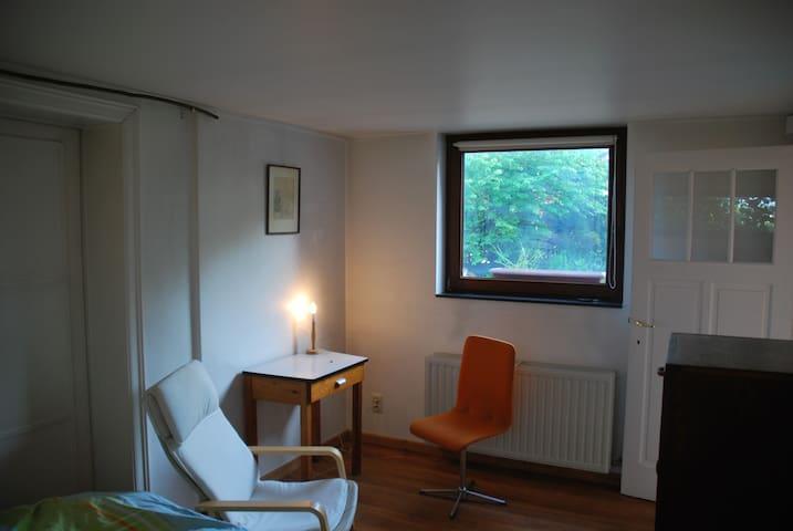 Gezellige kamer in rustig huis