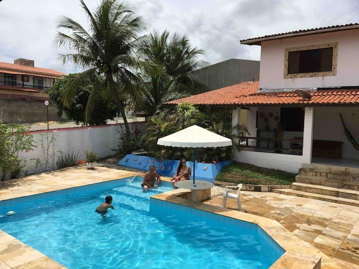 Beach House B&B - Suíte 4 - 150 mts praia + Café