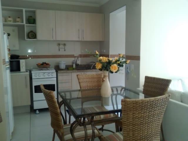 Apartamento aconchegante na Enseada - Guarujá/SP.