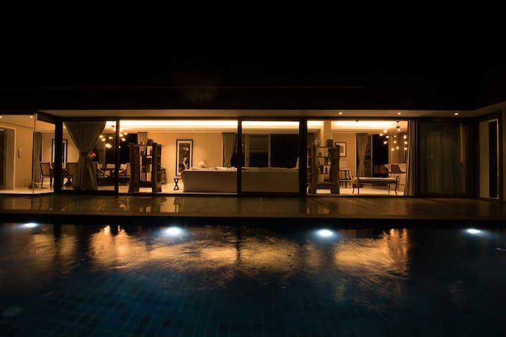 OneGoa - 4BR Ultra Luxury Celebrity Vacation Villa