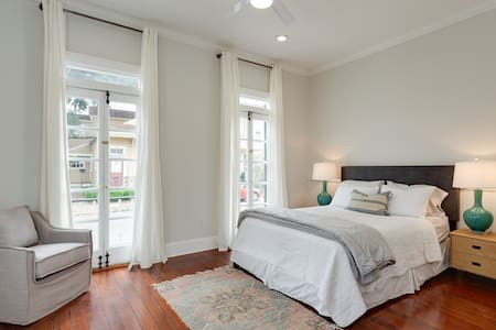 Renovated 100yr 2BR in ♥ of Uptown/Magazine St!