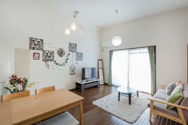 NEW OPEN SALE☆★Cozy area Arashiyama☆10ppl.AS99 - Nishikyo Ward, Kyoto - Apartment