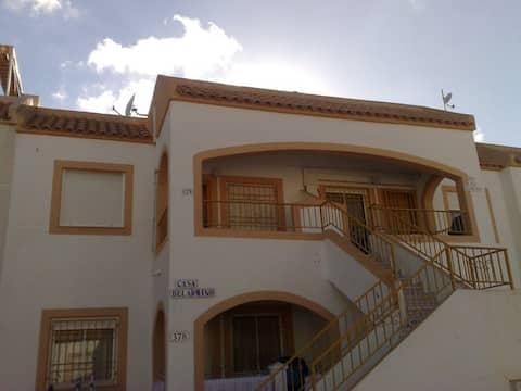 Iberisun. House with sun terrace and communal pool