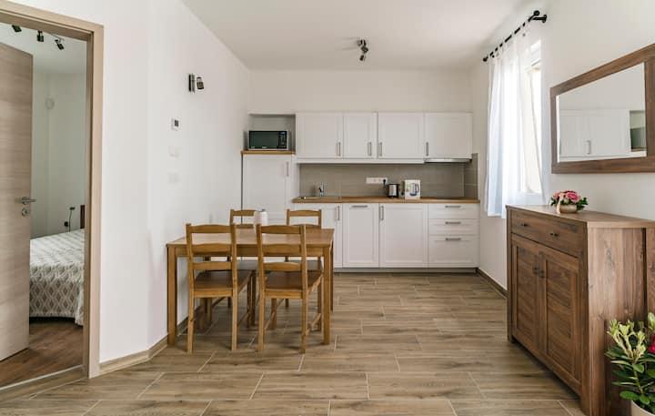Sunshine Apartman - igényes, új, panorámás