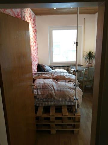 Gemütliches Zimmer in ruhiger innenstadtnaher Lage - Bamberg - Wohnung