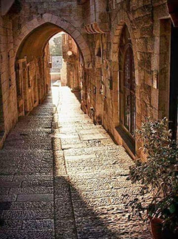Jerusalem Old City All the comforts of home