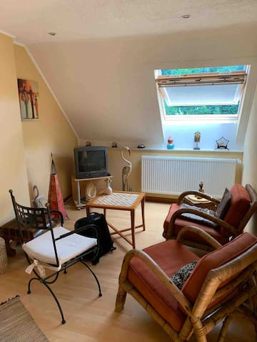 Cozy apartment in Luxembourg-City (Kirchberg)