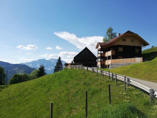 Berghaus Hochkirg Lehen