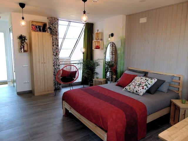 Cozy loft in Sabadell