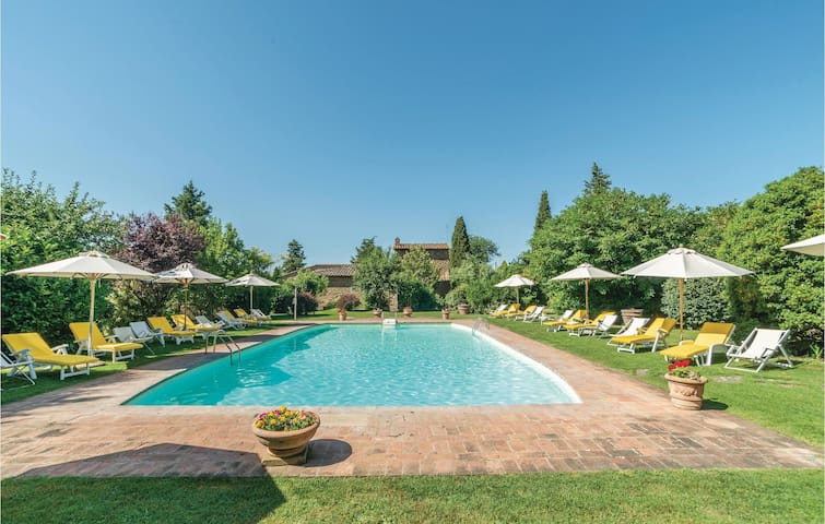 Holiday apartment with 1 bedroom on 40m² in Cortona AR