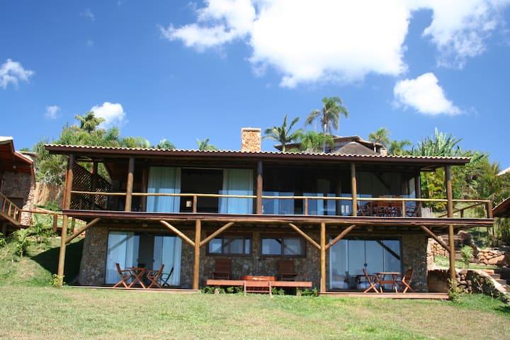 Linda casa 3 suites (Praia doRosa/VidaSoleMar n36)