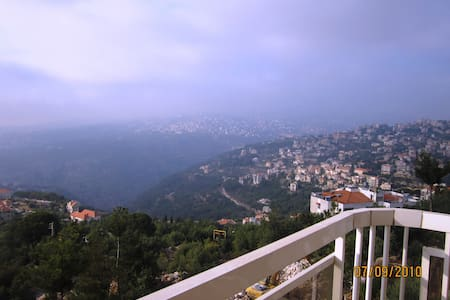 210m Unfurnished apartment in Ain Alak with a View