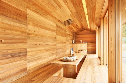 Yoshino Cedar House (Max 7 people)