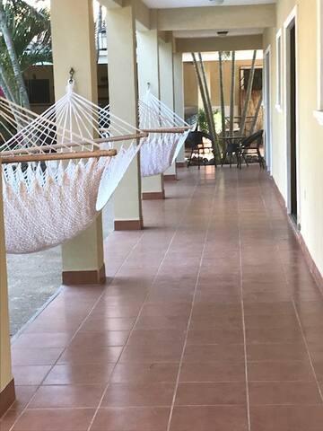 Ground Level Terrace