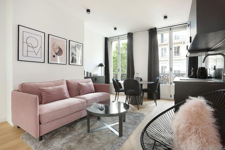 Cosy and new apartment center of Paris