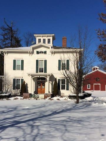Antique Mansion - Villard Suite