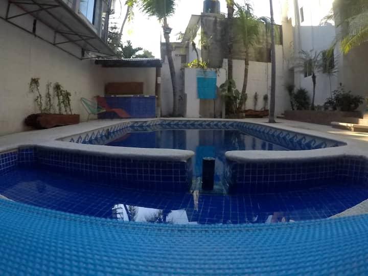 Hotel Ashly, para fin de semana en Acapulco