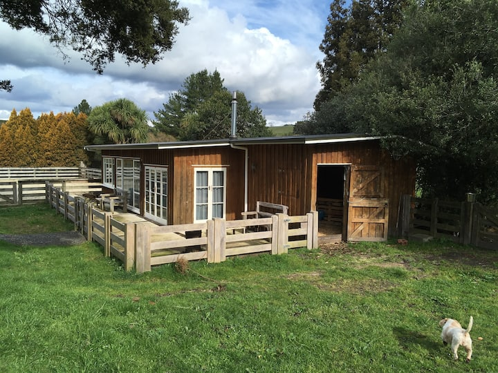 Kereru Lodge Kakahi, private and peacefull getaway