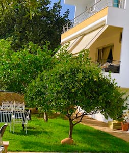 "Aphrodite Garden Rooms & Apartment  ""Eros"""
