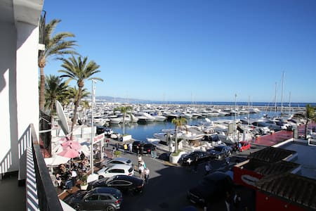 luxury apartment in Puerto Banus - Marbella - Apartmen
