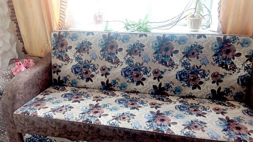Дизайнерская однокомнатная квартира в Свердловском