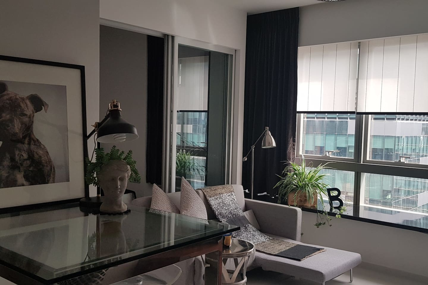 50sqm - Luxury Studio apartment with Full amenties and  Kitchen