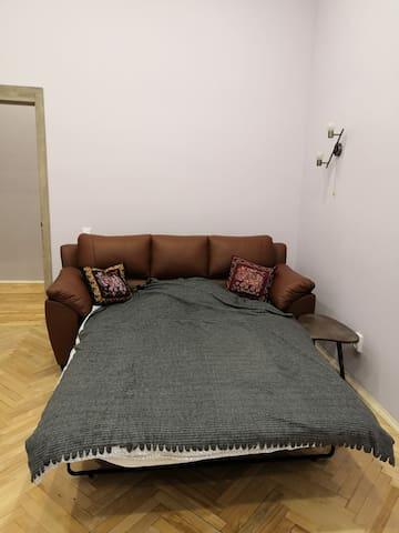 Однокомнатная квартира с авторским дизайном
