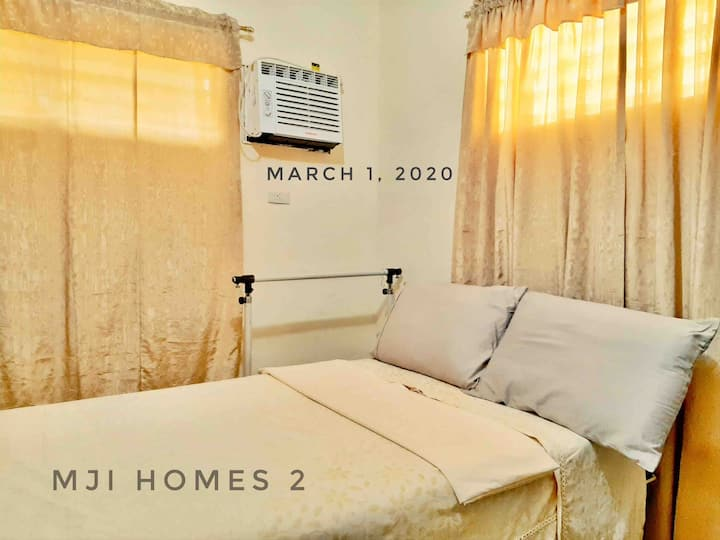 MJI HOMES 2  ✓Fibr Wifi ✓Parking ✓Kitchen ✓CableTV