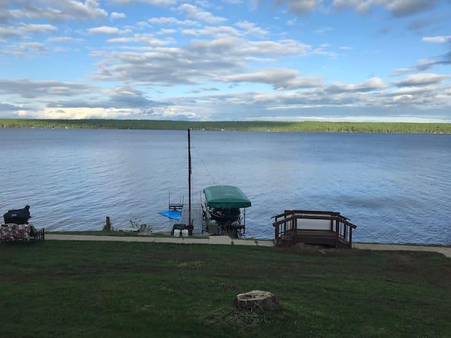 Beautiful Lake Gogebic Hotel Room Get Away