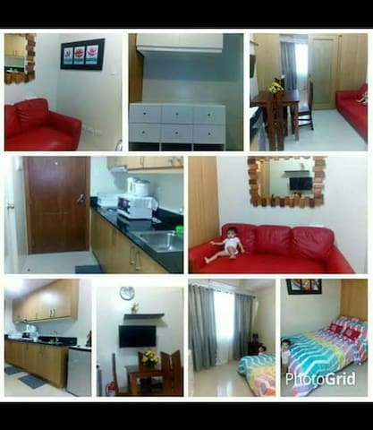 SHELL RESIDENCES 1 BEDROOM - Pasay - Other