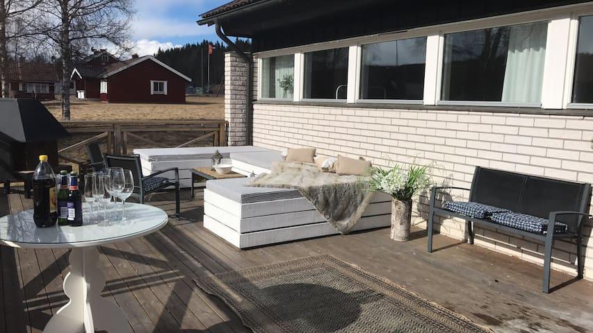Liten söt lägenhet i Sälen