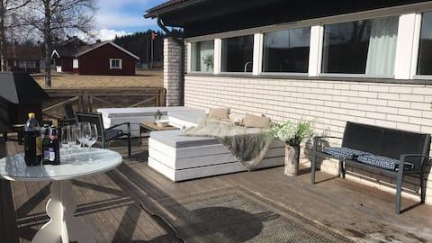 Klein leuk appartement in Sälen