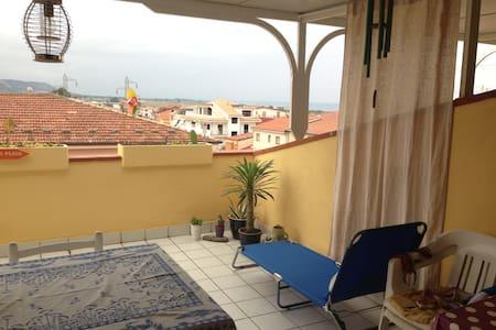 appart Campora San Giovanni - grande terrasse- mer - Campora San Giovanni