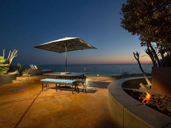 Oceanfront Masterpiece in Encinitas