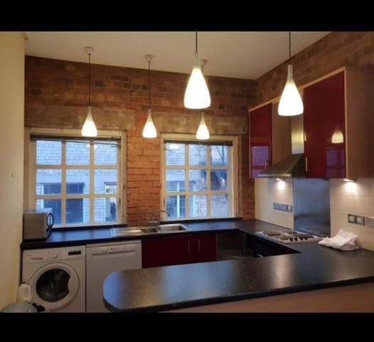 Nice Single Room in Central Jewellery Quarter