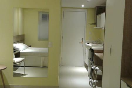 Charmoso Flat no Granja Brasil - Itaipava - Apartment-Hotel