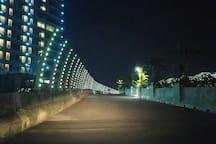 Jembatan di atas tol cikampek