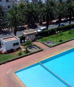 Appartement sur corniche mohammedia beach palace2