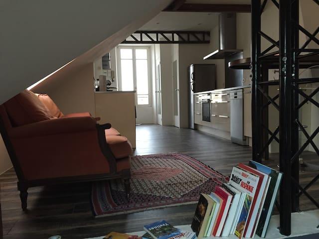 Loft coup de coeur près du Château - Saint-Germain-en-Laye - Apartamento