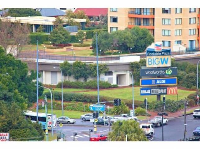 Lifestyle & Convenience - Rockdale - Flat