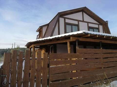Дом с баней ЦАО Евразия (г. Куса)