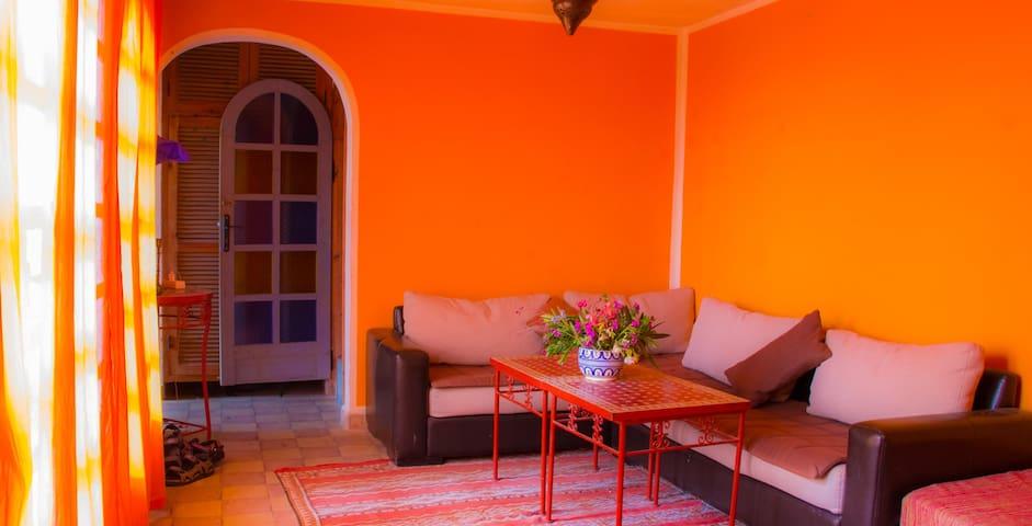 Appartement vue sur mer, golf - Essaouira - Apartment