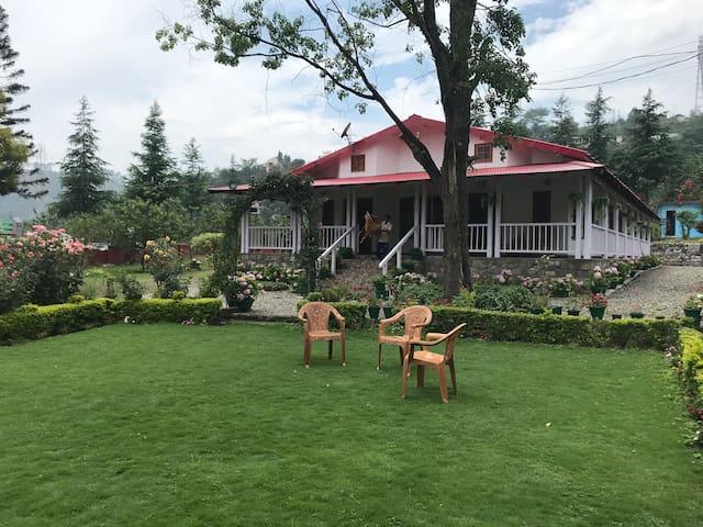 Place of Grace,Hill view ,Aanu Bhimtal