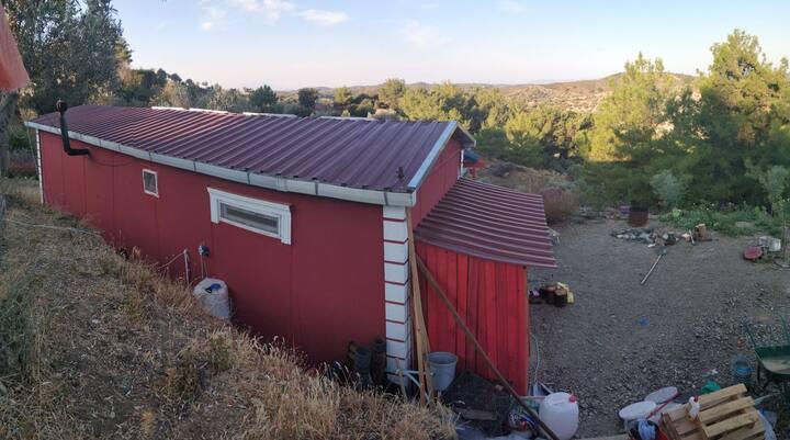 İzmir Beyler köyü Çiftlik evi
