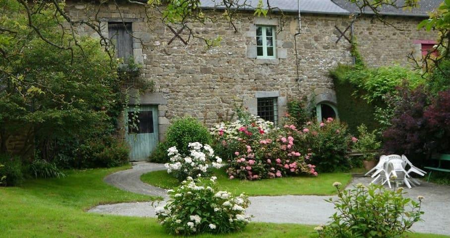 Gîte du Gravier - La Baussaine - Hus