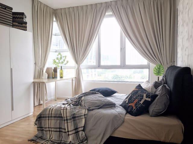 Charming apartment, close to city - Kuala Lumpur - Apartamento