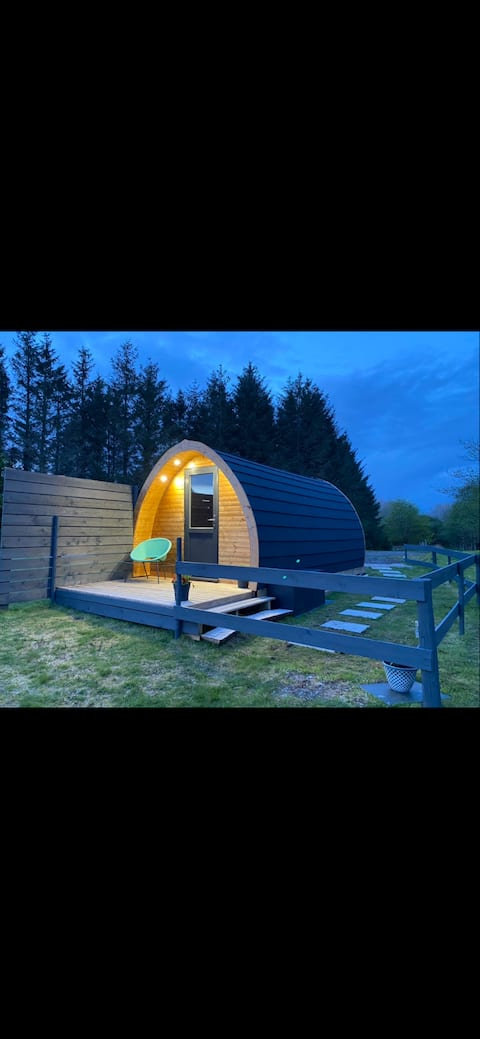 Forest Lodge Pod (Benderloch)