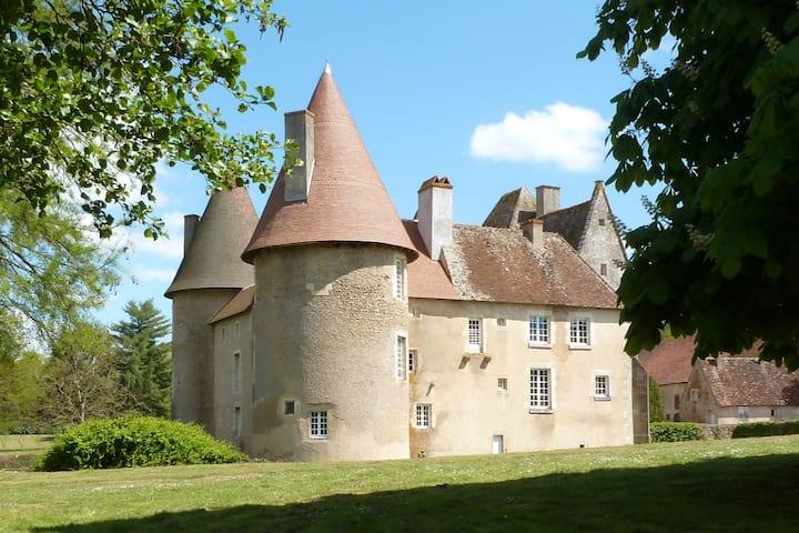 Château du Marais B&B : Suite du Roy