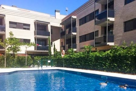 Apartment with wonderful city view - Banyoles - Wohnung
