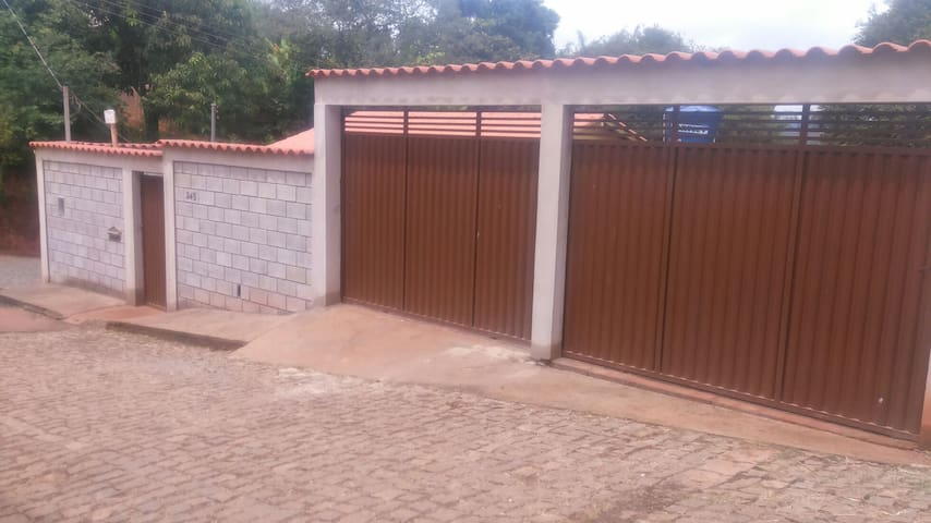 Excelente localização em São Brás - São Brás do Suaçuí - Casa